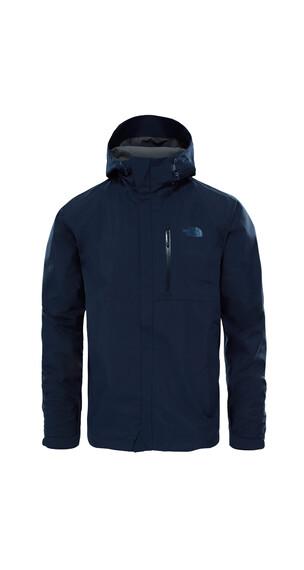 The North Face Dryzzle Jas Heren blauw